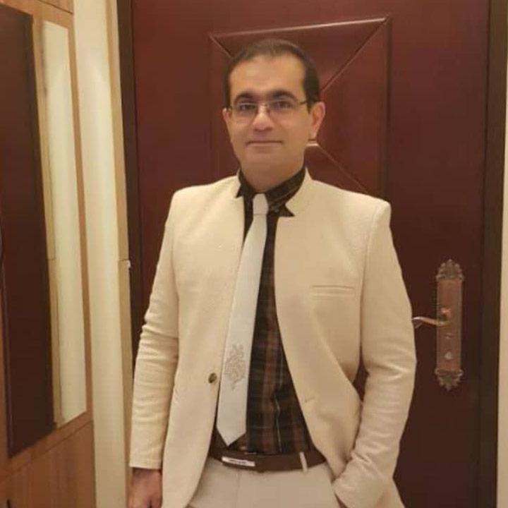 دکتر شهاب باقرزاده شهیدی