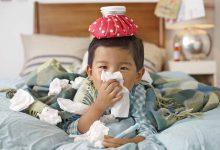 باور غلط رفتاری سرماخوردگی