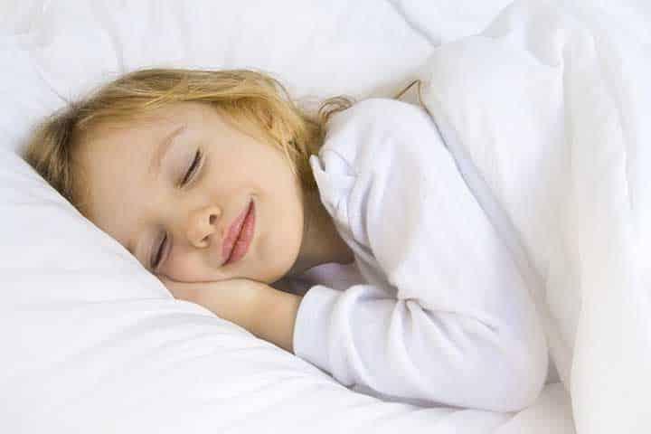 به کودک امکان استراحت بیشتر بدهید