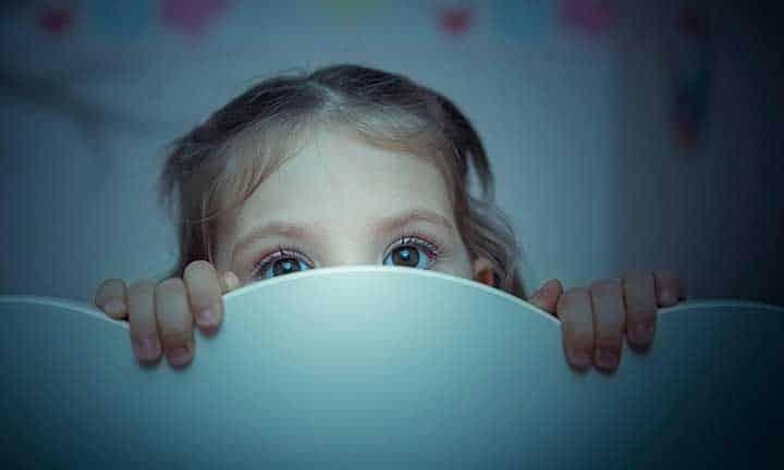 اختلال خواب کودکان