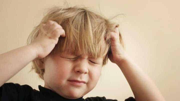 علائم احساسی و رفتاری کودکان