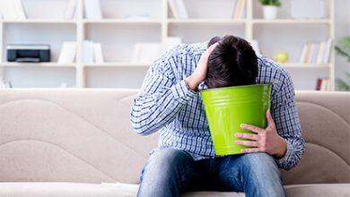 تهوع و استفراغ نشانه چه بیماری هایی است؟