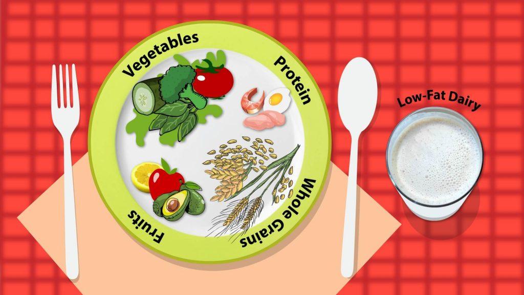 رژیم غذایی مناسب برای افراد مبتلا به فشار خون بالا