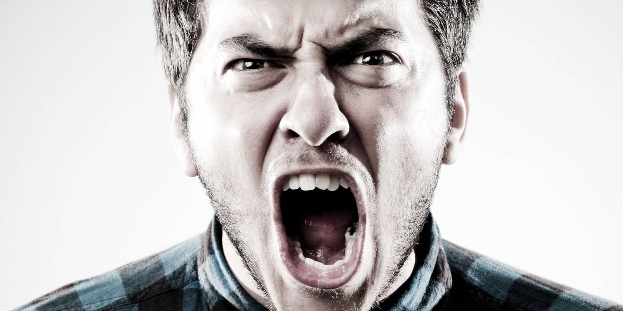 عصبانیت و بالابردن صدا امکان سکته قلبی را افزایش میدهد