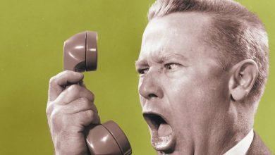 راهکار های کنترل خشم