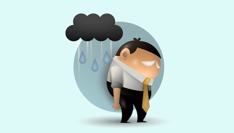 انواع اختلال افسردگی