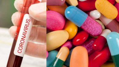 دارو و درمان کرونا
