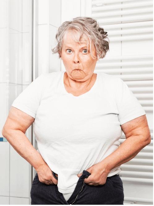 یائسگی و افزایش وزن ناگهانی