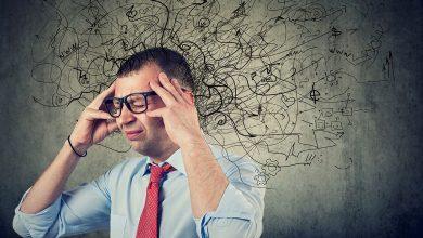 مشکل حافظه، اختلال در تمرکز و بیخوابی هم از نشانههای اختلال اضطراب است.