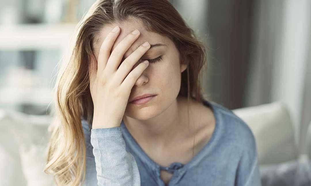 ۶ علامت استرس و اضطراب شدید - درمانکده
