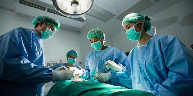 عمل های جراحی گوش، حلق و بینی