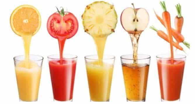 آب میوه خوشمزه ترین نوشیدنی برای کاهش وزن