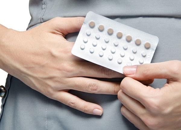 حین بارداری به جای مصرف قرصهای جبرانکننده، شروع به خوردن بستهی جدید کنید.