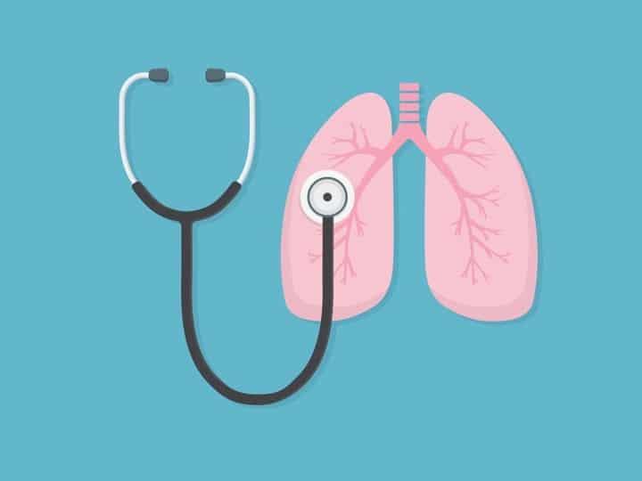 عکسبرداری از قفسه سینه در تشخیص سرطان ریه در مراحل اولیه موثر نیست.