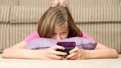 تصویر از دختر شما در ۱۱ سالگی