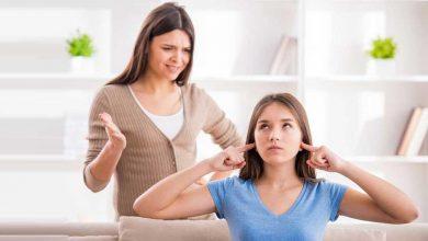 محدود کردن رفتارهای بد نوجوان
