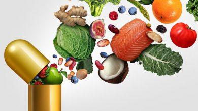 نقش و منابع ویتامین ها