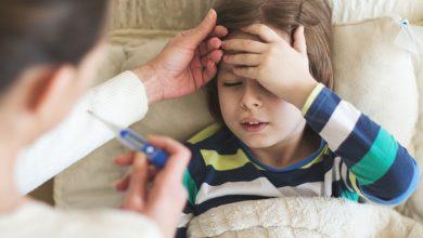 تصویر از تب در کودکان؛ علتها و راههای درمان تب کودک