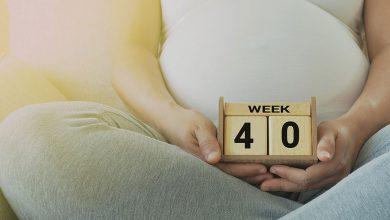 تصویر از هفته ۴۰ بارداری: علائم، نکات و سایر موارد