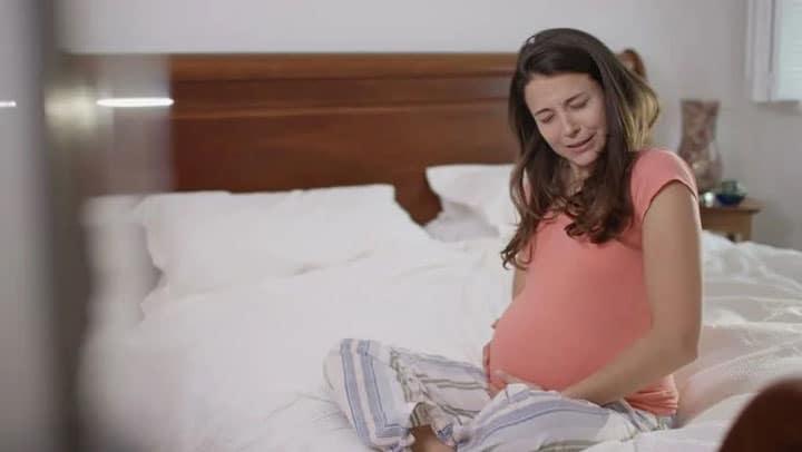 هفته ۴۰ بارداری