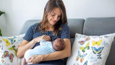 تصویر از نکاتی که در دوران شیردهی باید به آنها توجه کنید!